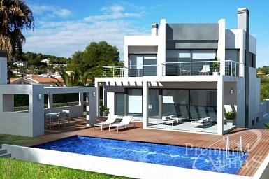 Neubauten Villen Costa Blanca