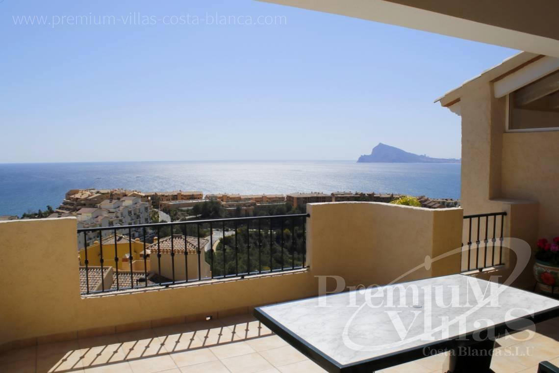 Kaufen Bungalow mit Meerblick in Mascarat Altea - C2139 - Meerblick-Bungalow in Mascarat 2