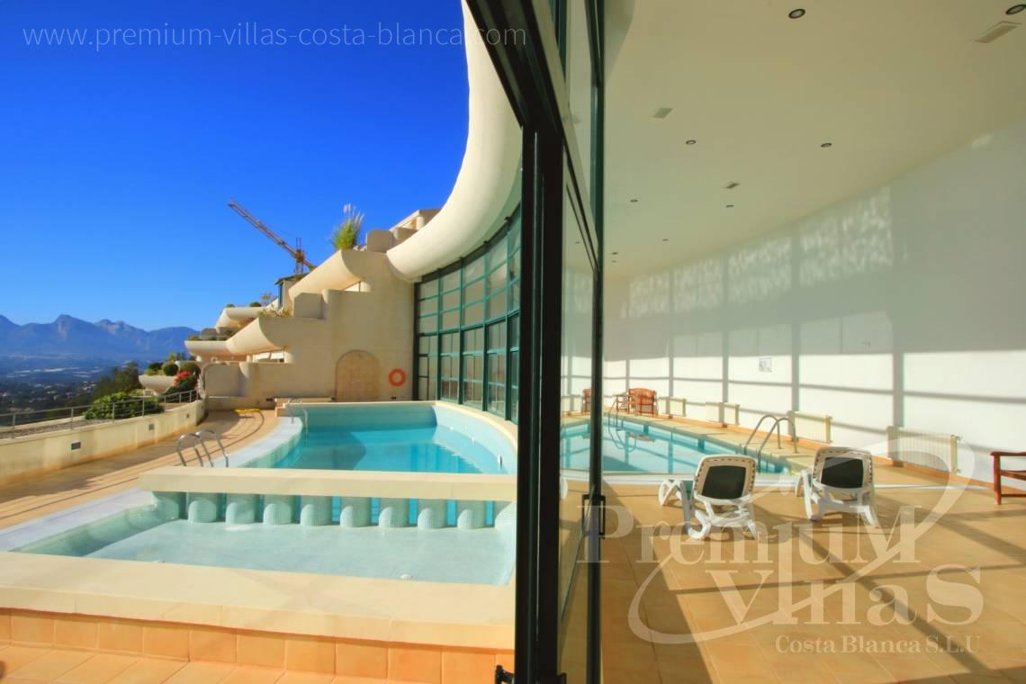 - A0492 - Moderne Penthouse Wohnung in Altea Hills mit traumhaftem Meerblick! 7