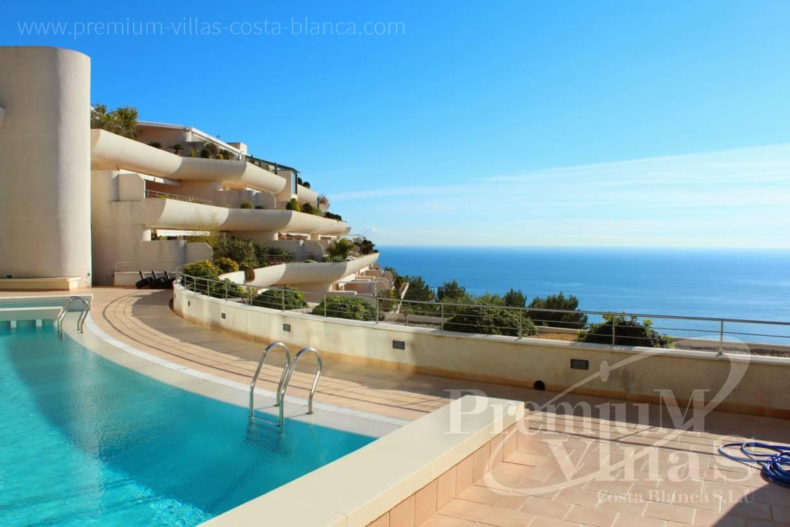 - A0492 - Moderne Penthouse Wohnung in Altea Hills mit traumhaftem Meerblick! 6
