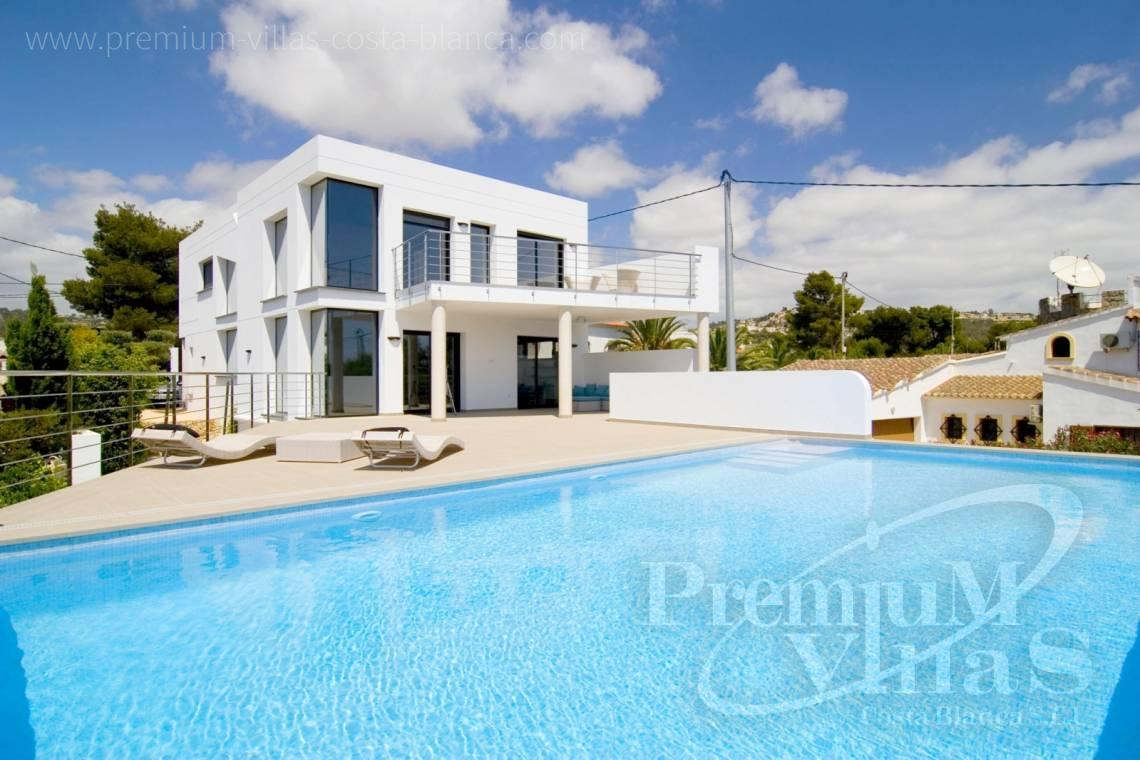 modernes Haus Benissa Costa Blanca Alicante Modernes Haus in ...