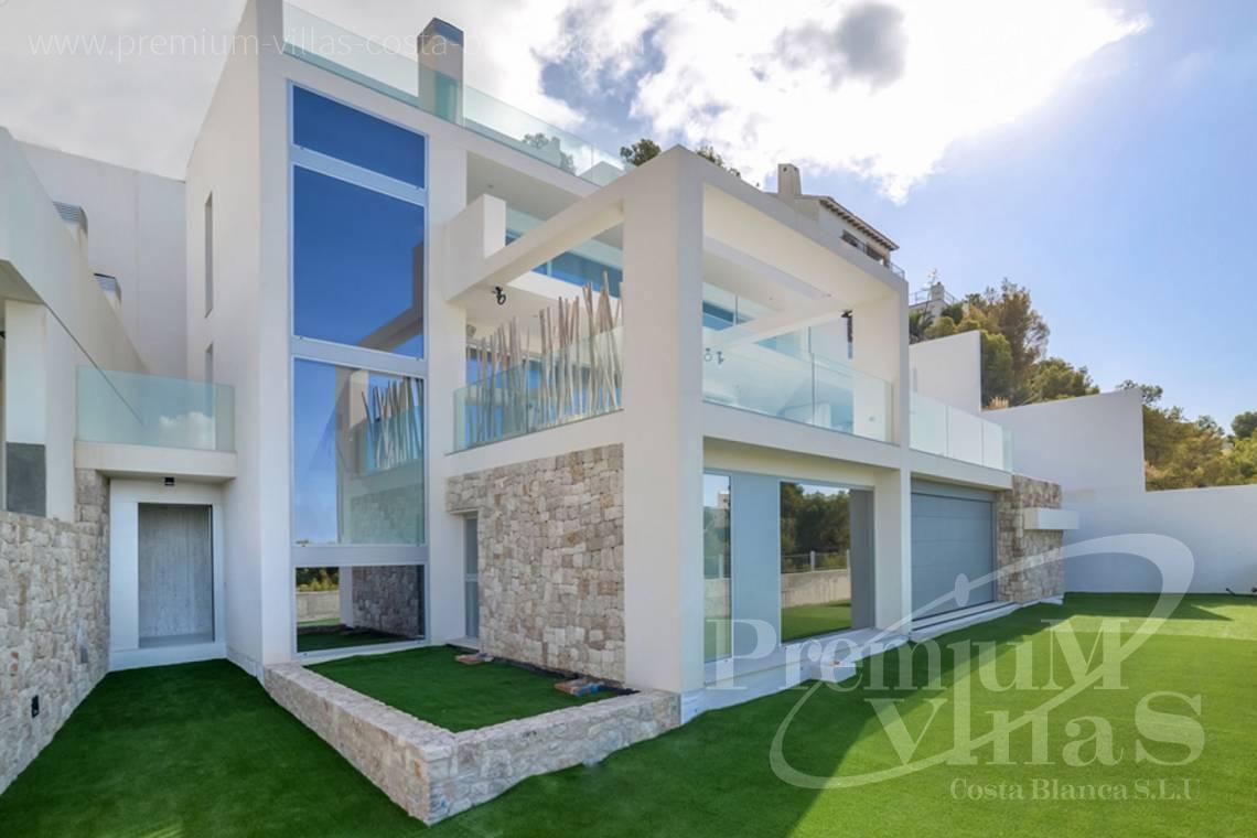 Luxusvilla Altea Costa Blanca Spanien Moderne Luxusvillen (noch 4 ...