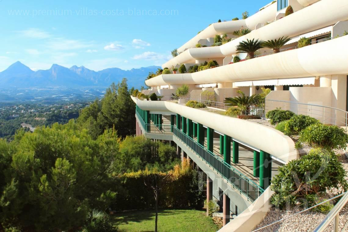 - A0492 - Moderne Penthouse Wohnung in Altea Hills mit traumhaftem Meerblick! 5