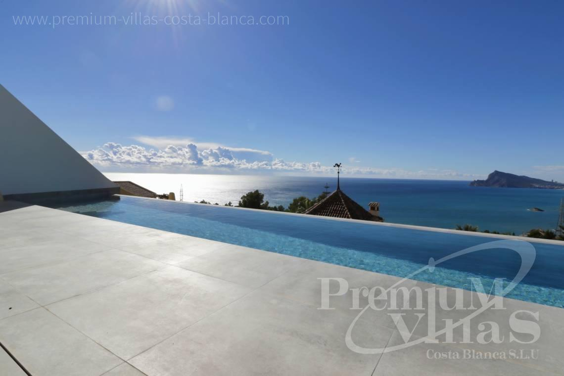 Moderne Villa mit privatem Pool in Altea Hills Costa Blanca - C1915 - Nagelneue Luxus-Villa in Altea Hills mit fantastischem Meerblick! 22