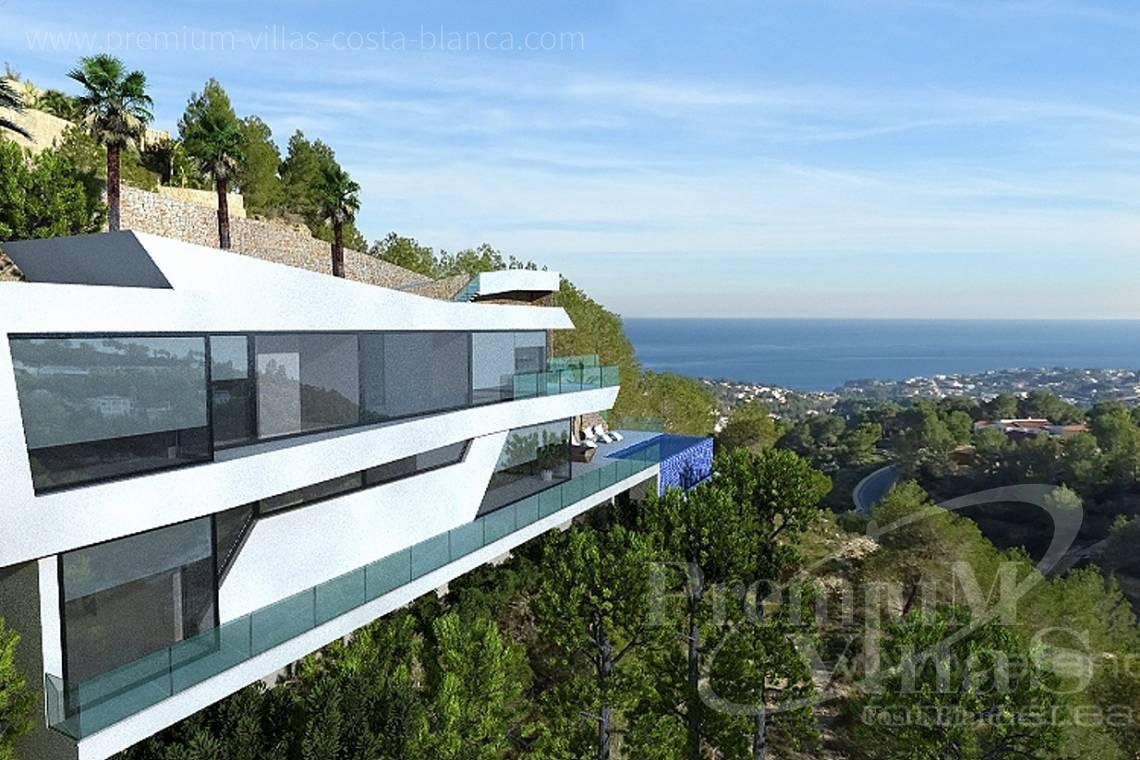 moderne villa benissa costa blanca spanien moderne luxusvilla in benissa mit hervorragendem. Black Bedroom Furniture Sets. Home Design Ideas