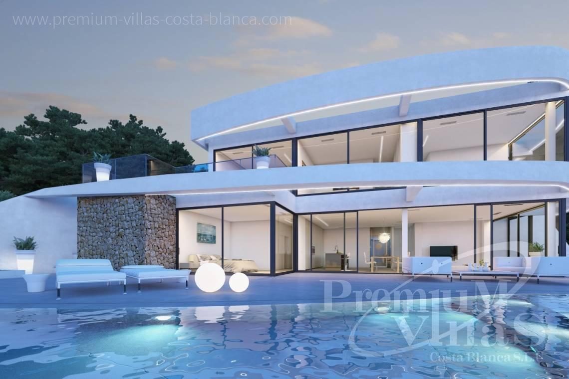 Moderne villa altea costa blanca spanien unsere firma baut diese
