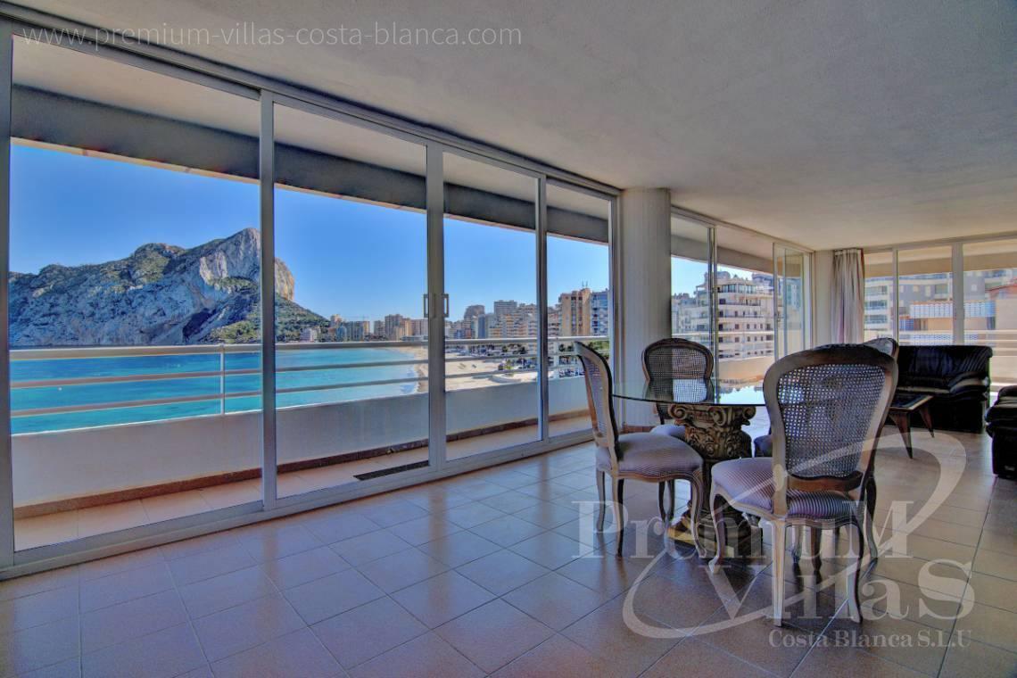 Appartement Costa Blanca Spanien Wohnung an 1. Meereslinie zu ...