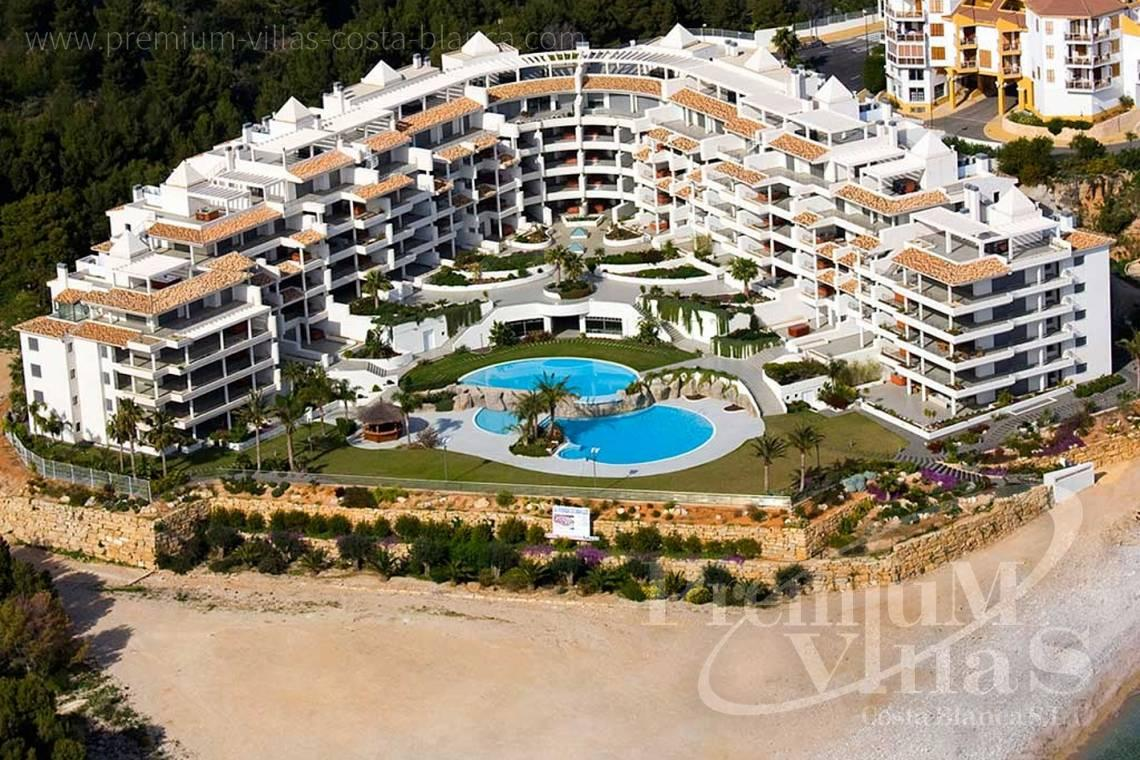 Luxuswohnung in Mascarat Beach Altea - A0230 - Luxuswohnungen in Altea direkt am Meer mit Strandzugang 11
