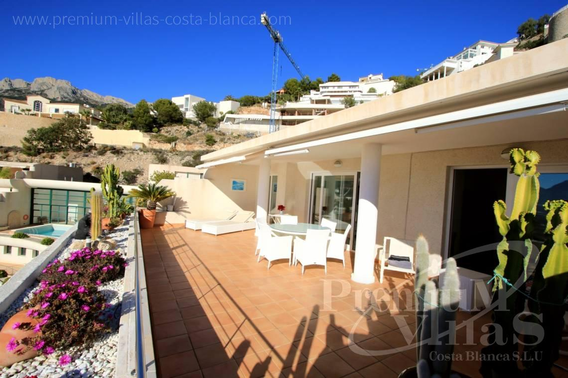 - A0492 - Moderne Penthouse Wohnung in Altea Hills mit traumhaftem Meerblick! 4