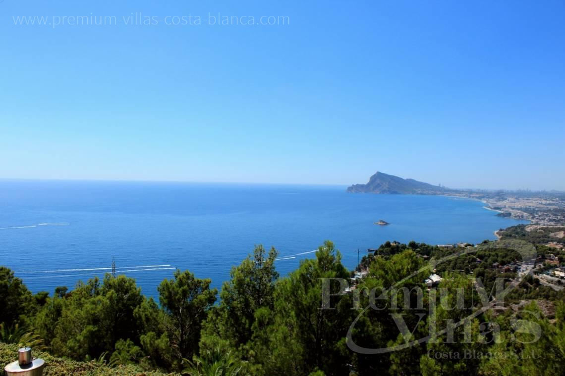 - A0492 - Moderne Penthouse Wohnung in Altea Hills mit traumhaftem Meerblick! 1