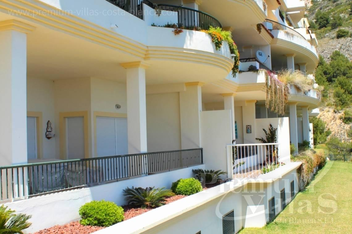 - A0595 - Oasis Beach Appartement in erster Meereslinie 17