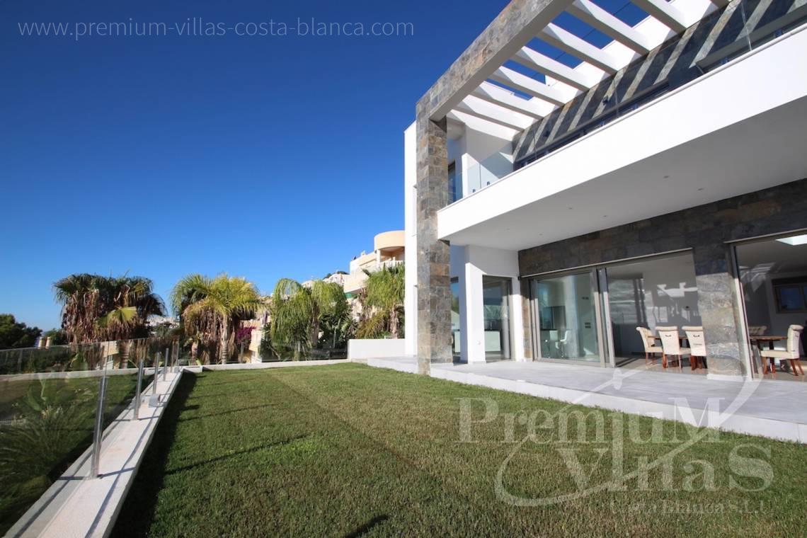 modernes Haus Villajoyosa Costa Blanca Spanien Luxusvilla in ...