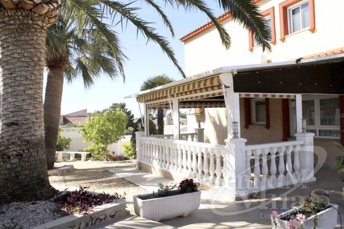 Haus Kaufen Calpe Costa Blanca Spanien Renoviertes Haus Mit