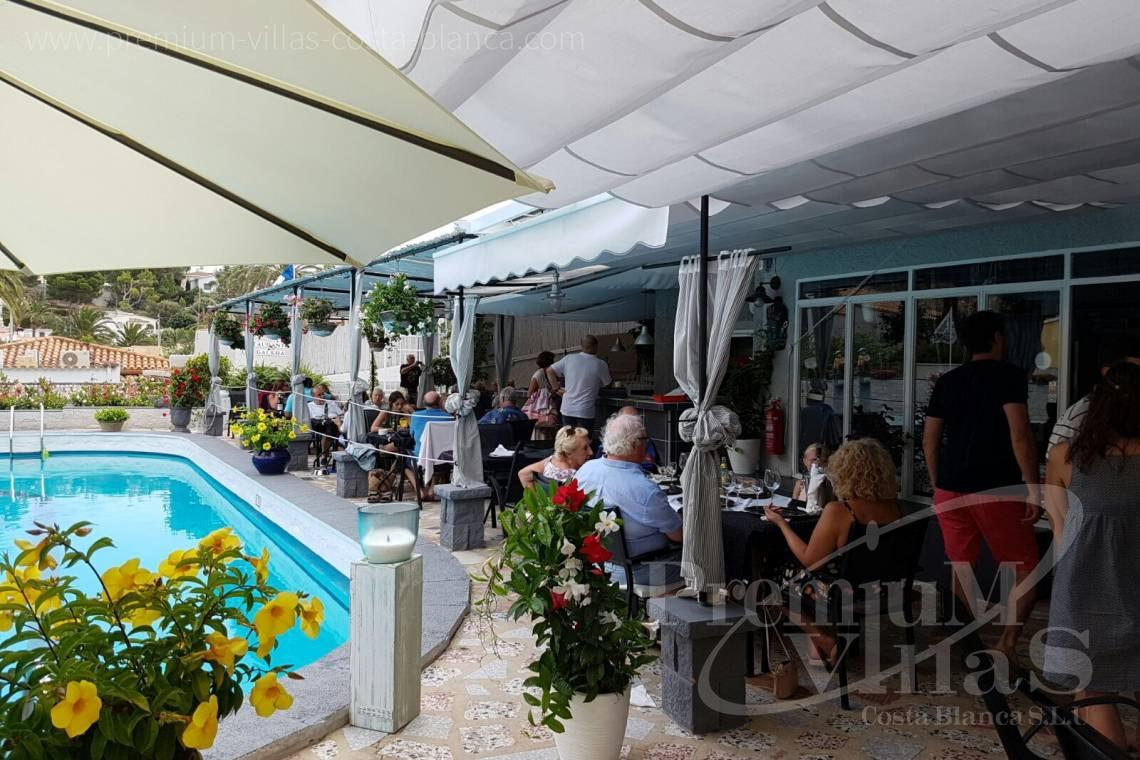 - C2083 - Gelegenheit! Funktionierendes Restaurant plus Einfamilienhaus in Altea! 6