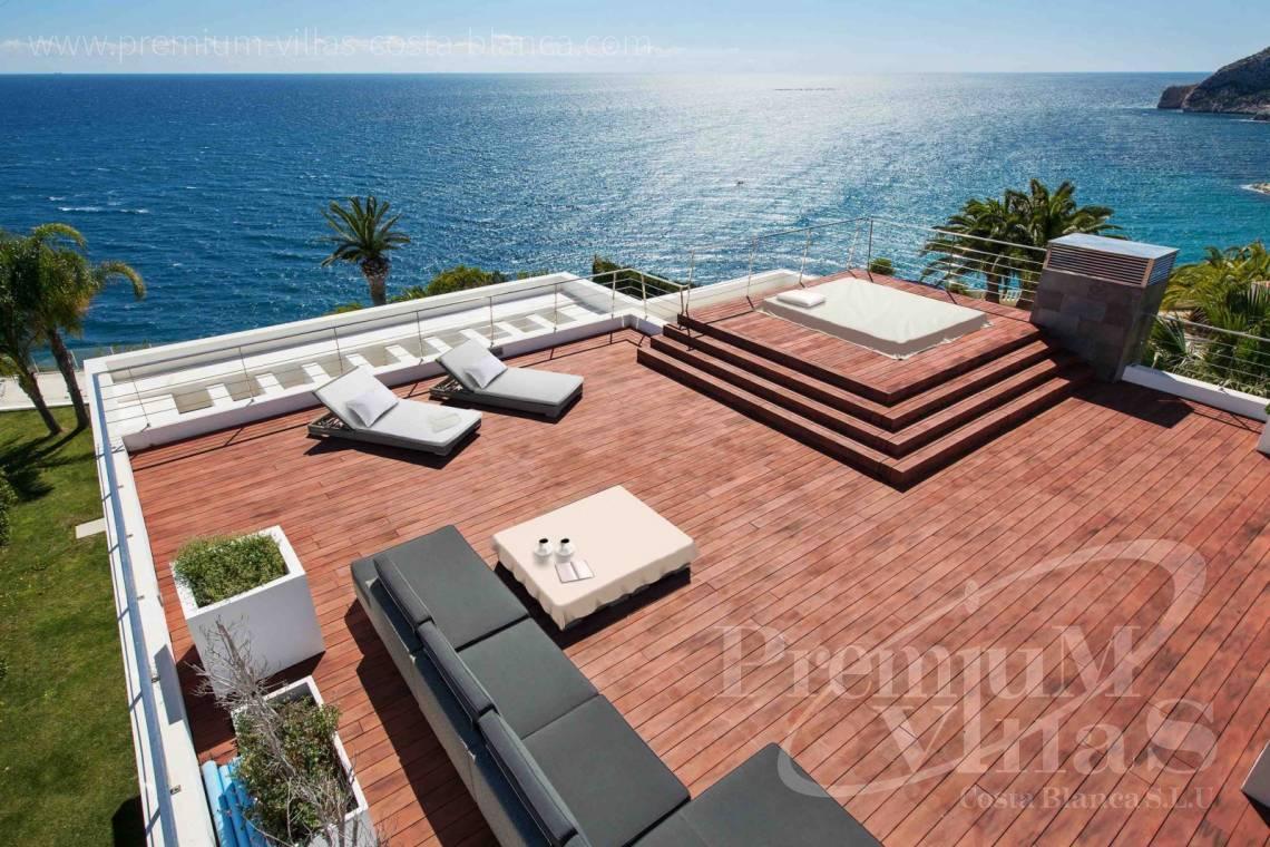 c1919 moderne luxusvilla an erster meereslinie von calpe 1 - Fantastisch Luxus Landhuser