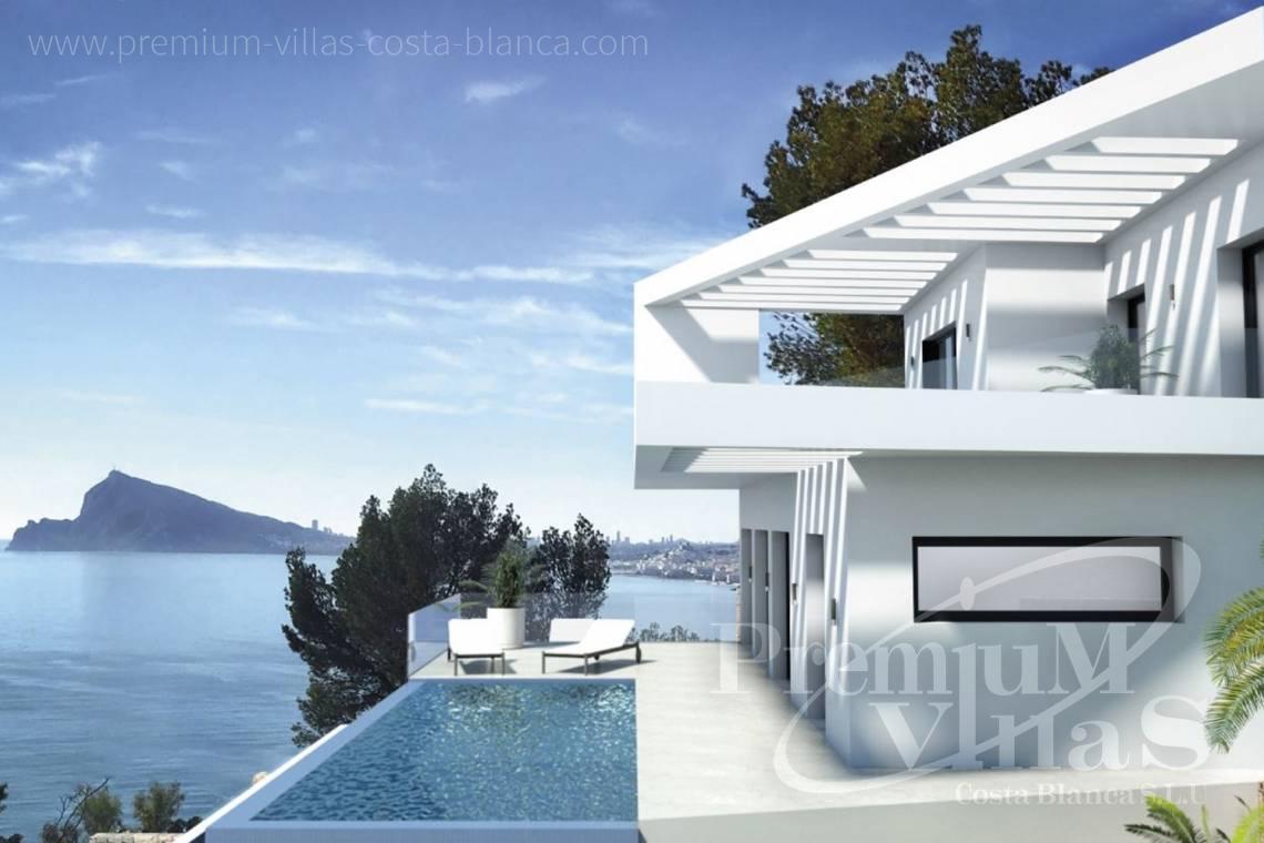 modernes Haus Altea Costablanca Spanien Moderne Villa in Altea Hills ...