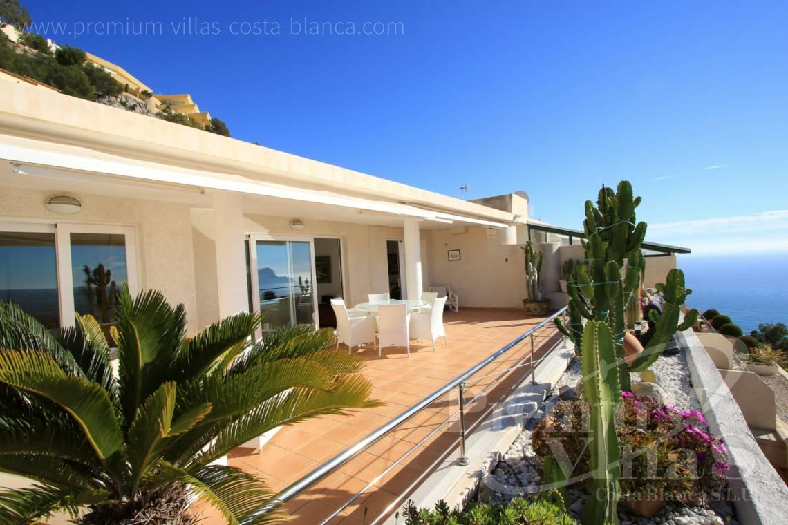 - A0492 - Moderne Penthouse Wohnung in Altea Hills mit traumhaftem Meerblick! 2