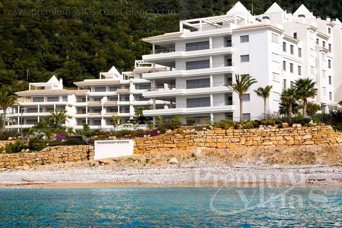 Luxuswohnung in Mascarat Beach Altea - A0606 - Luxuriöses Wohnung am Meer in Mascarat Beach 28