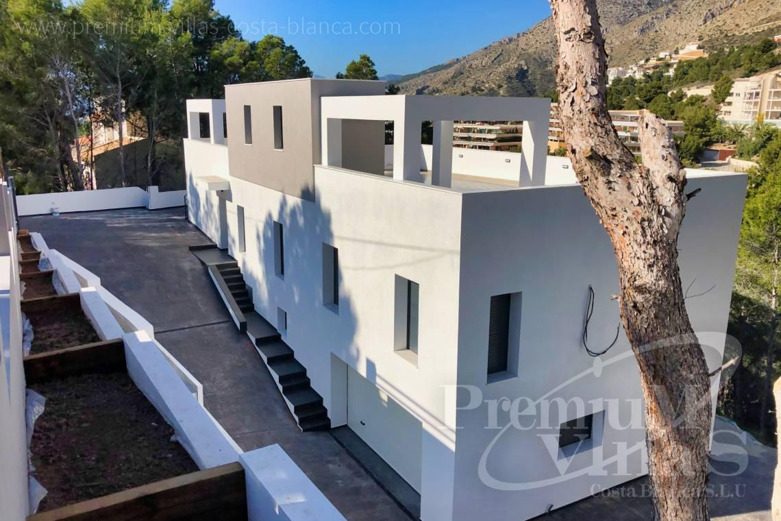 Moderne Villa neben dem Don Cayo Golf Club in Altea - C2252 - Moderne Villa neben dem Don Cayo Golf Club in Altea 1