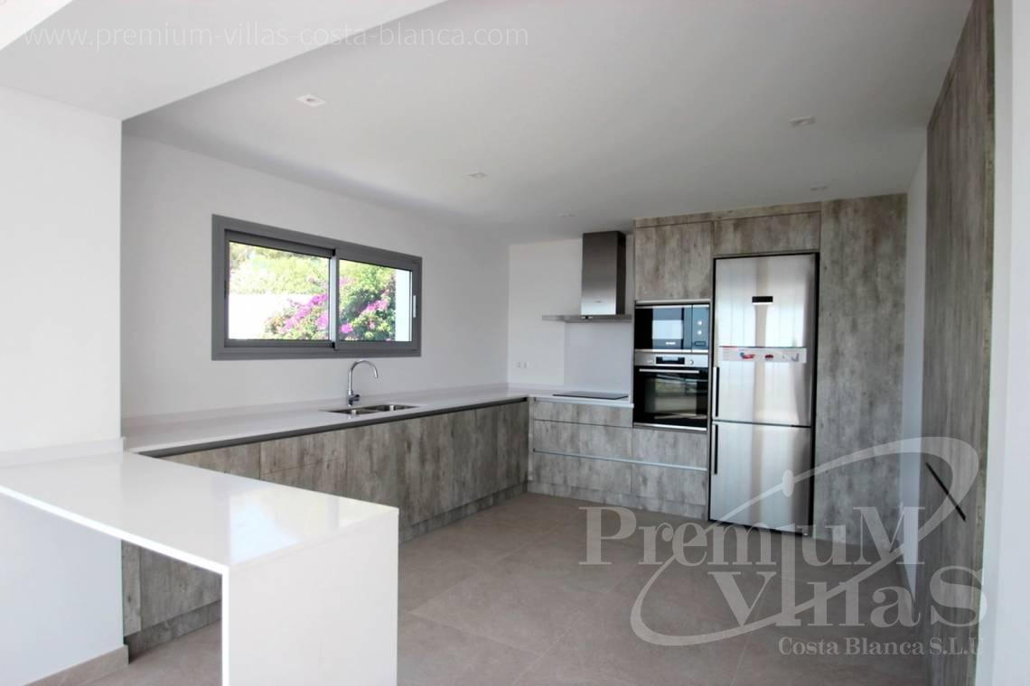 Moderne Villa in Calpe, Gran Sol, mit fantastischem Meerblick