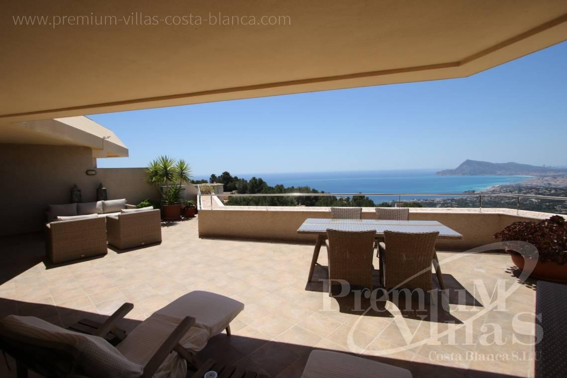 Wohnung kaufen Altea Costa Blanca Villa Marina Golf: 3 Schlafzimmer ...