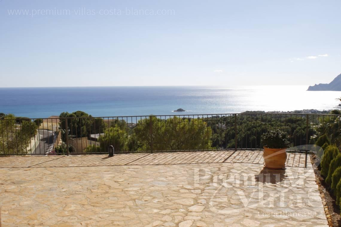 - C2220 - Villa mit Meerblick in Altea 30
