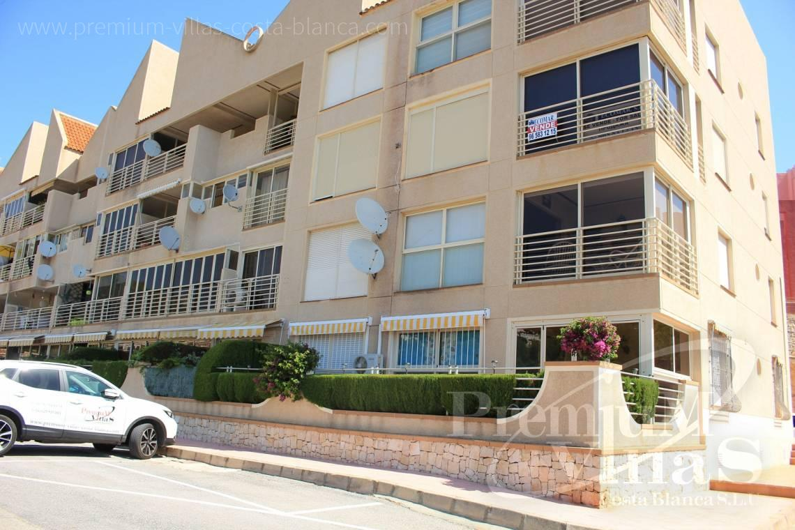 - A0522 - Wohnung an erster Meereslinie in Calpe 14