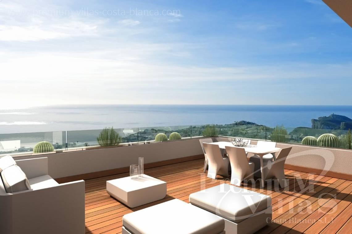Wohnung kaufen Benitachell Costa Blanca Spanien Neubau: Moderne und ...