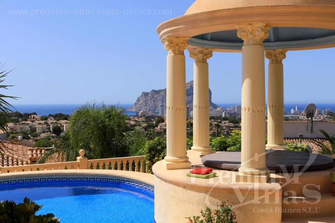 luxusvilla calpe costa blanca spanien neuwertige und moderne luxusvilla mit grossz giger. Black Bedroom Furniture Sets. Home Design Ideas