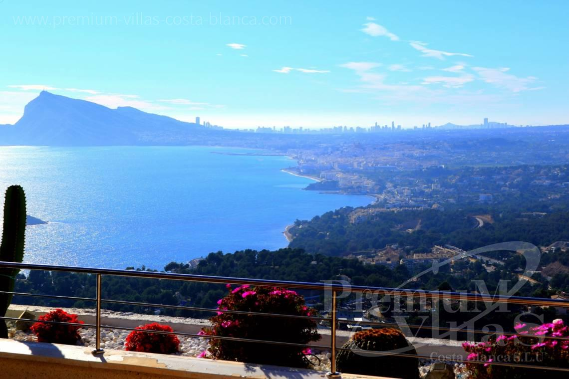 - A0492 - Moderne Penthouse Wohnung in Altea Hills mit traumhaftem Meerblick! 3