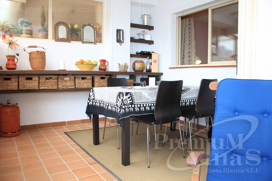 - A0522 - Wohnung an erster Meereslinie in Calpe 8